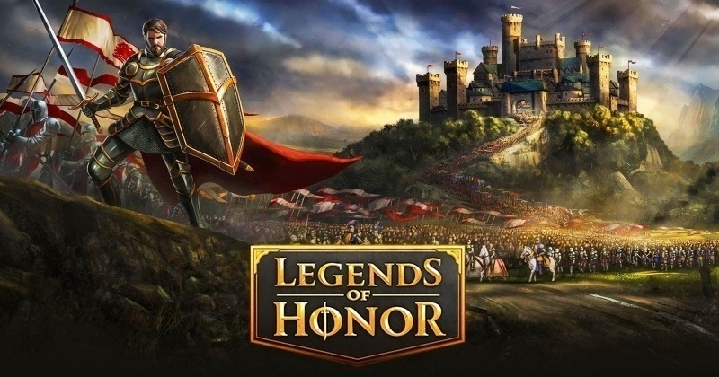 Legends of Honor batalla con valentía y conviértete en todo un Héroe legendario