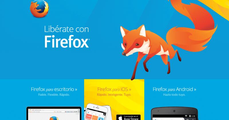 Firefox 55: Tu navegador de siempre a un nuevo ritmo