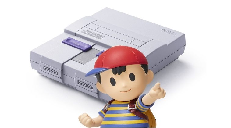 Super NES Mini la nueva retro consola del mercado