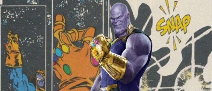Thanos : ¡Salvado o Eliminado?